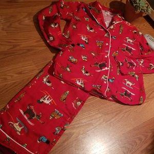 Old navy doggy pajamas xs